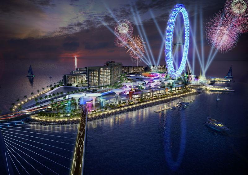 Dubai Eye – Bluewaters Island Development - Dubai