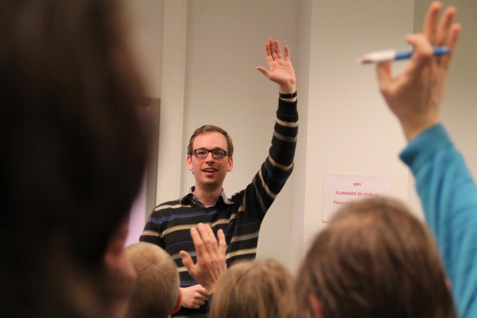 Flanders DC workshop - Peter Bertels