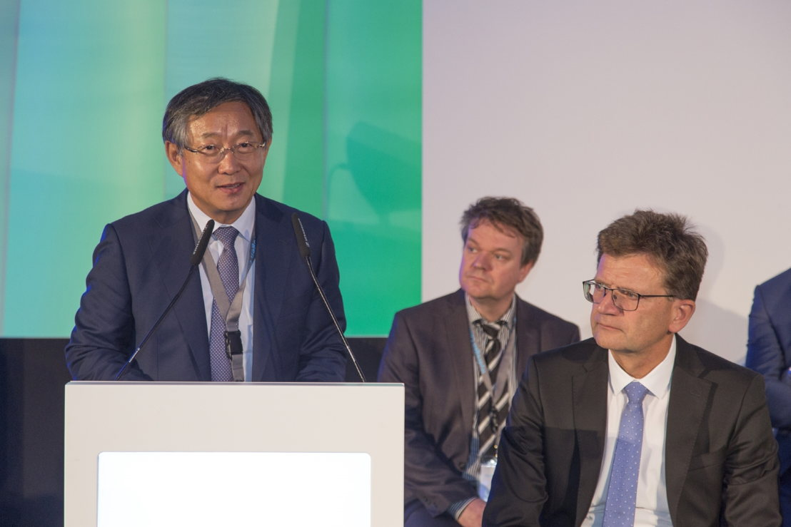 Hydrogen Council (Dr. Yang, Hyundai speaking)