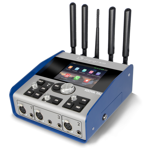 MEDIA ALERT: Synthax Highlights Digigram's Audio Over IP, Transmission Solutions for Broadcasters at 2019 Radio Show
