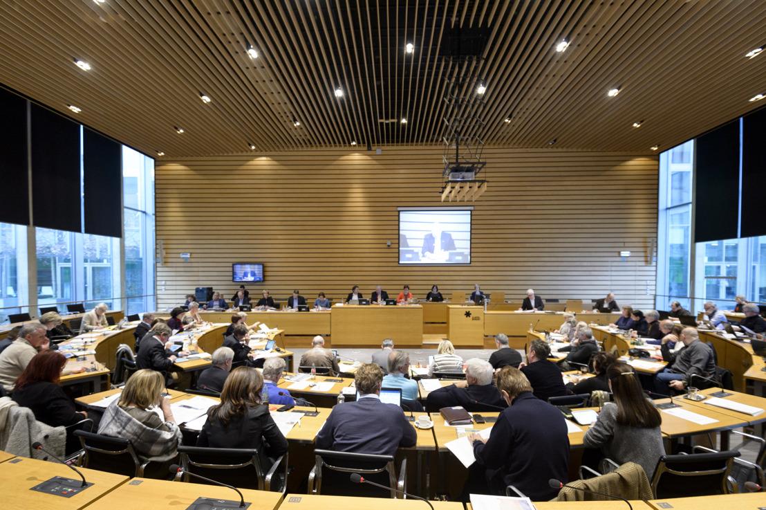 Provincieraad van Vlaams-Brabant op 18 september