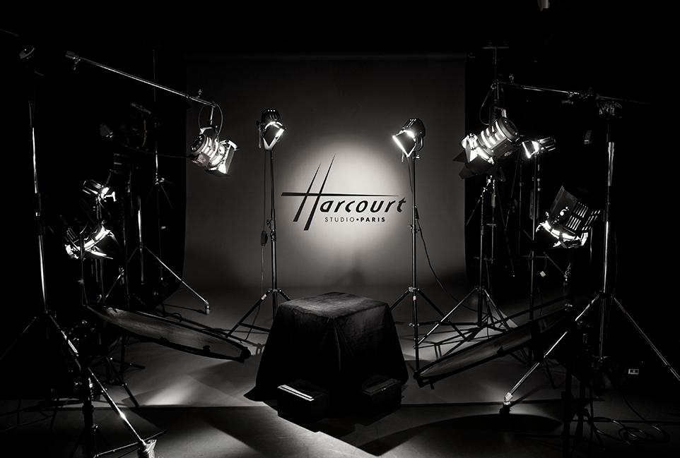 Studio Harcourt Plateau shooting
