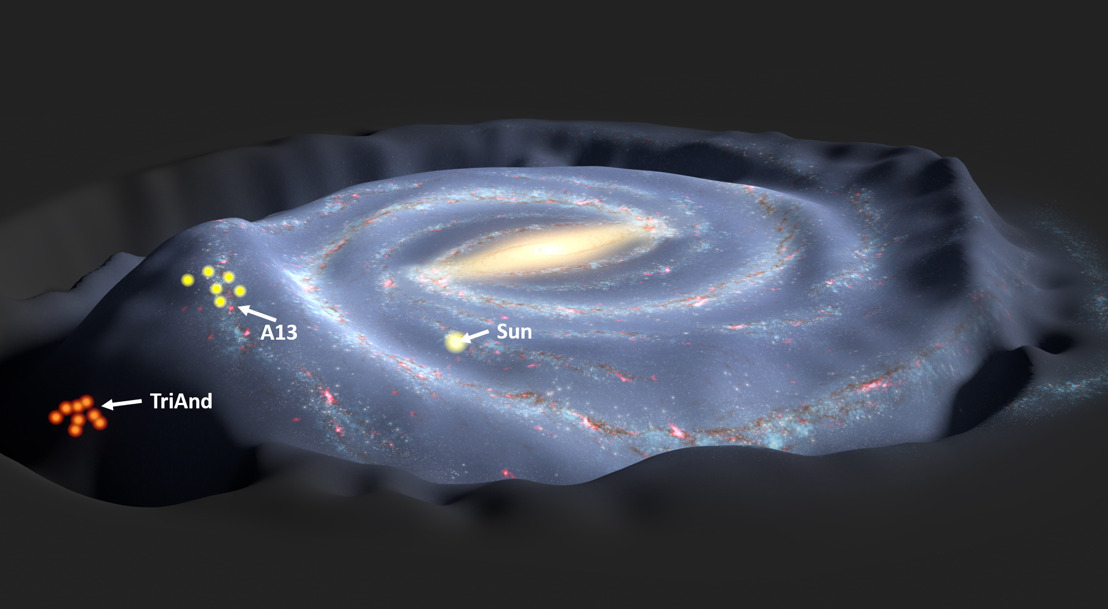 New research sheds light on Milky Way's turbulent past