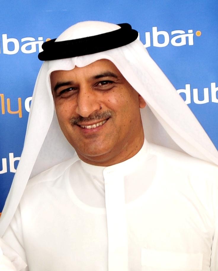 flydubai CEO Ghaith Al Ghaith