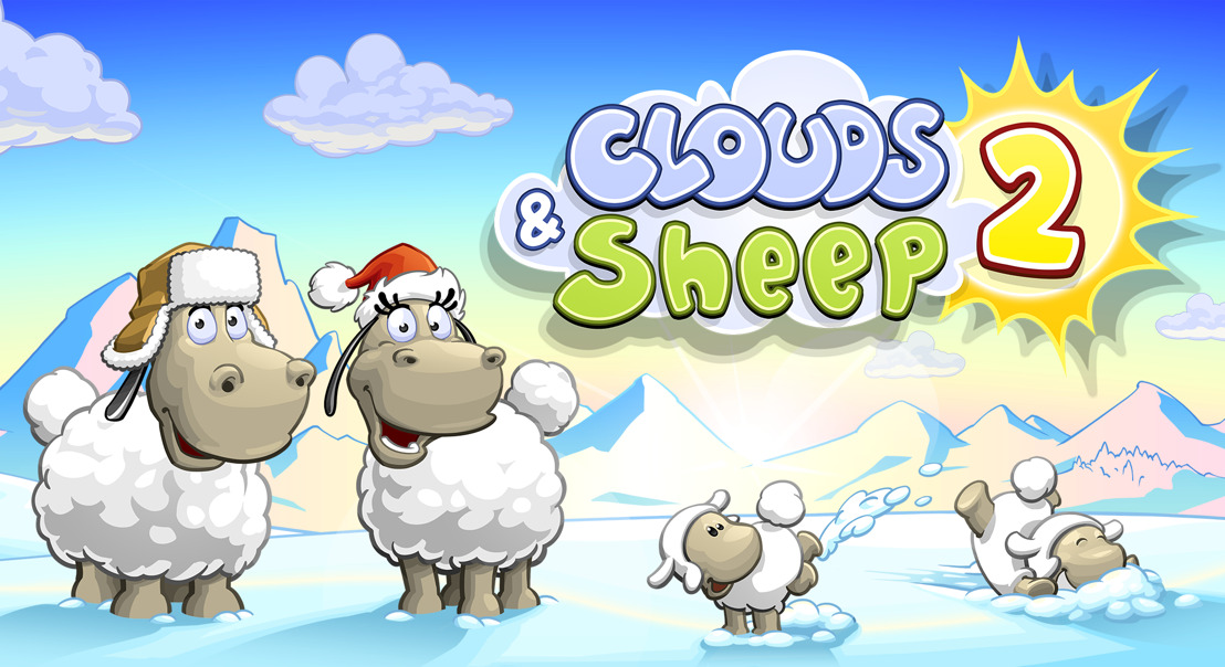 Maaaah-rry Christmas: Clouds & Sheep 2 out now on Nintendo Switch™