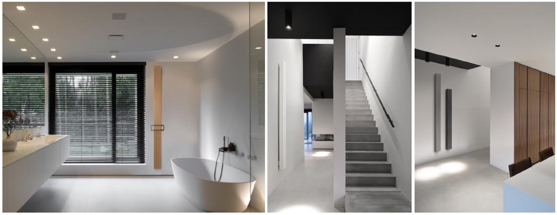 Beams Mono et Bryce Mono de Vasco : l'essence architecturale grâce à l'innovation technique