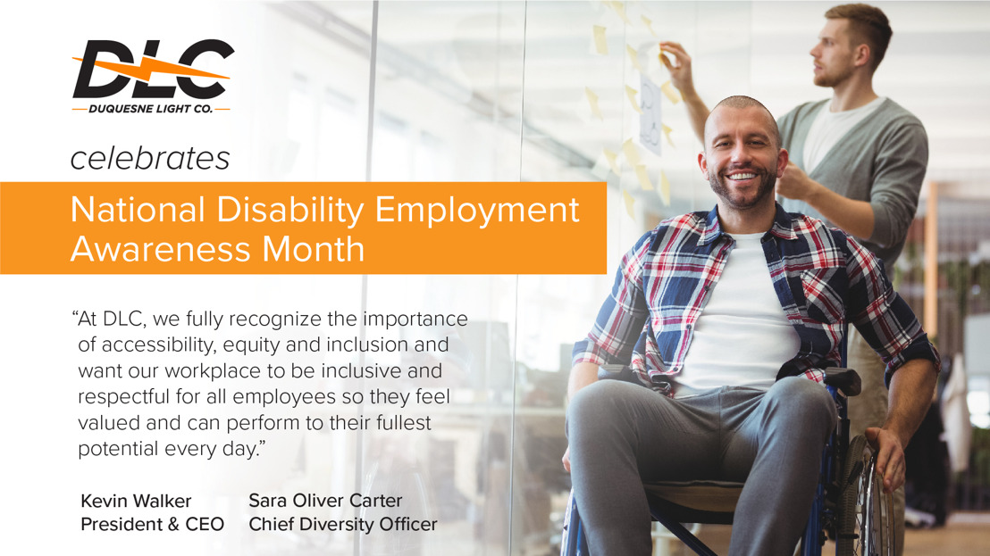 Recognizing National Disability Employment Awareness Month