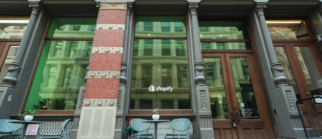 The Green Bag in the Big Apple: Shopify Launches Entrepreneurial Space in New York City