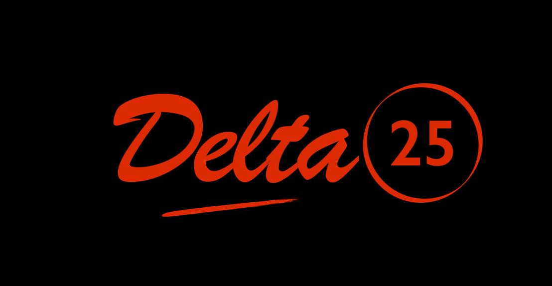 DELTA PR NEWS — It's Delta's 25th Anniversary Year!