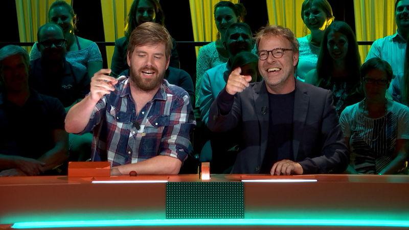 Bart Cannaerts & Tom Lenaerts  - Twee tot de zesde macht (c) VRT