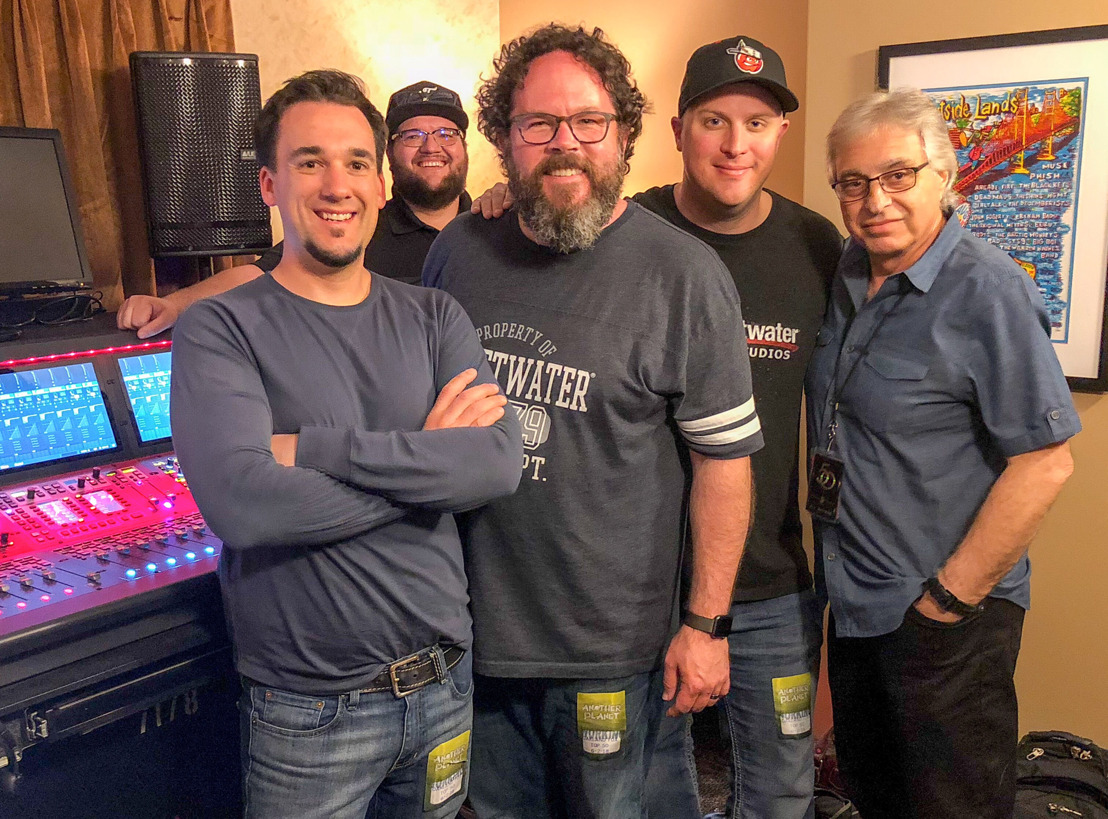THE POWER AND THE GLORY: Tower of Power Still Making It Count with Forthcoming Live Album Recorded by Sweetwater Studios