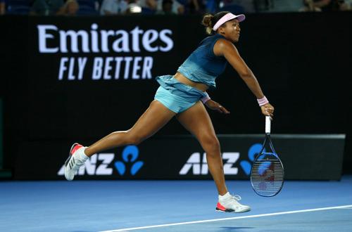 Naomi Osaka victorious in the 2019 Australian Open women's final