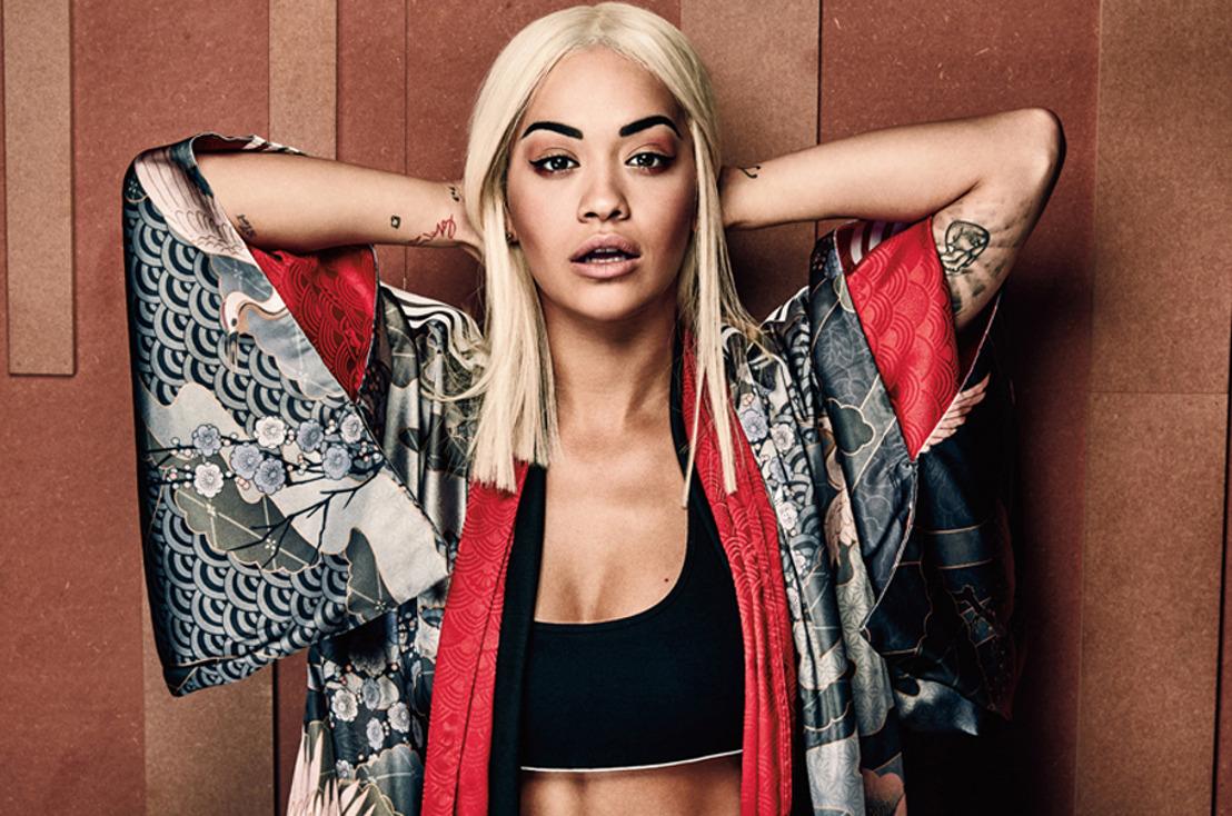 Rita Ora y adidas Originals retoman las tendencias orientales con Asian Arena SS16