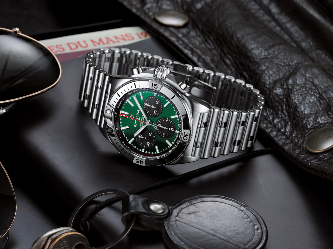 NEW CHRONOMAT BENTLEY WATCH BRINGS MODERN STYLE TO RETRO ICON OF ULTIMATE SPORTS CHIC