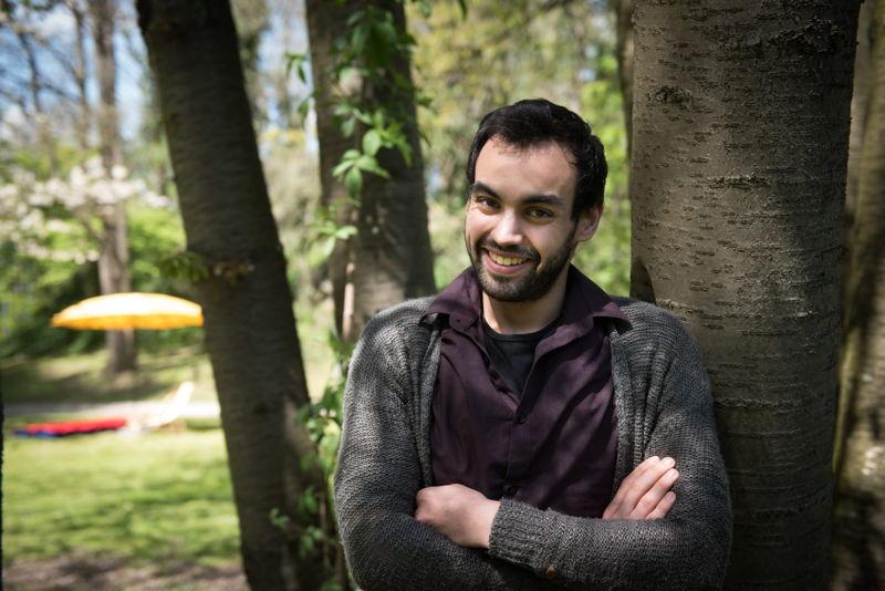 Kamal Kharmach (c) VRT