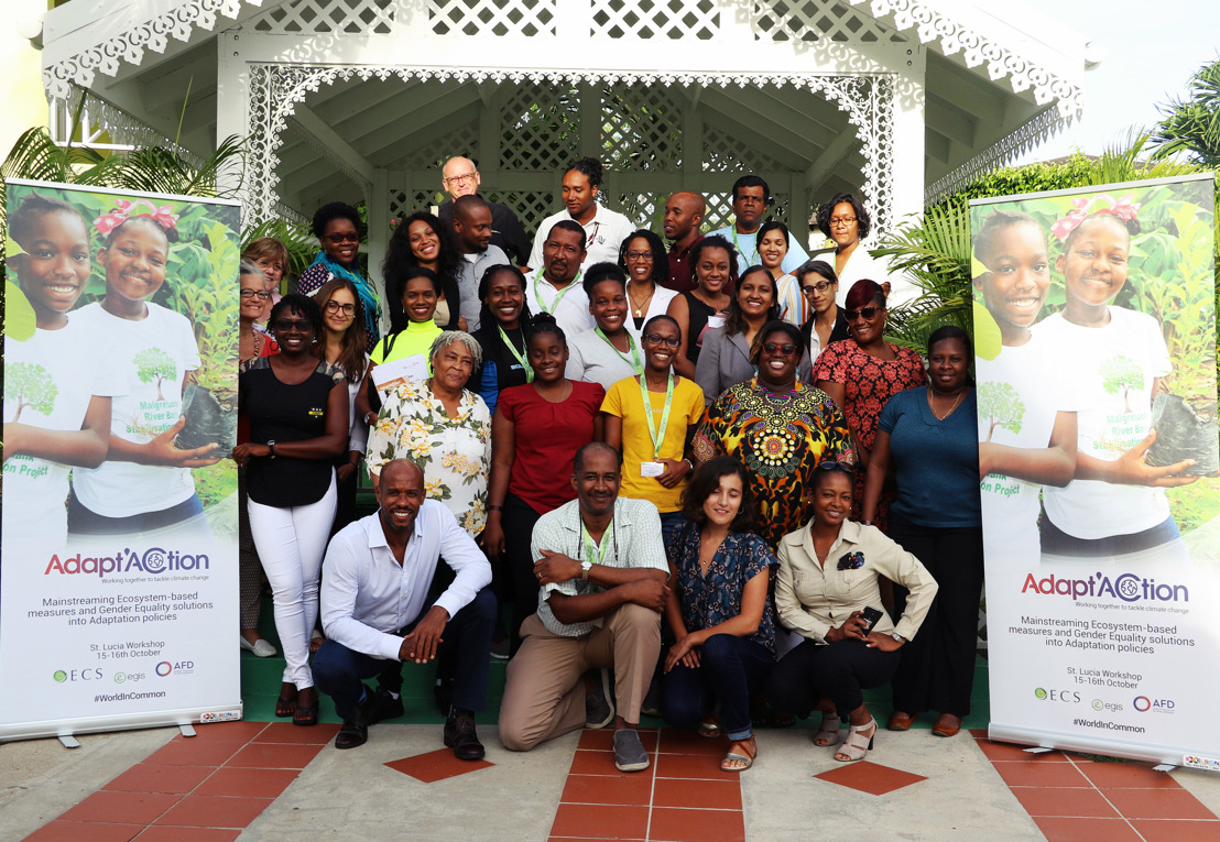 OECS regional workshop on climate change affirms nature-based solutions and social inclusion