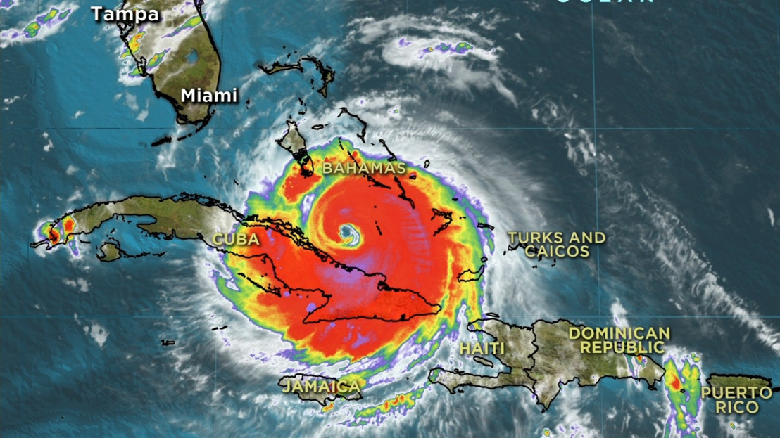 HURRICANE IRMA AND HURRICANE JOSE – SITUATION REPORT #3