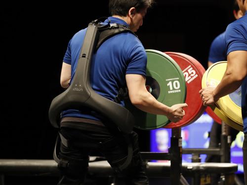 Exoesqueleto Panasonic será utilizado en las competencias de halterofilia en los Juegos Paralímpicos Tokio 2020
