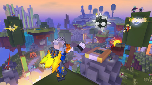 Trove: Wish upon a Star during Lunar Plunge