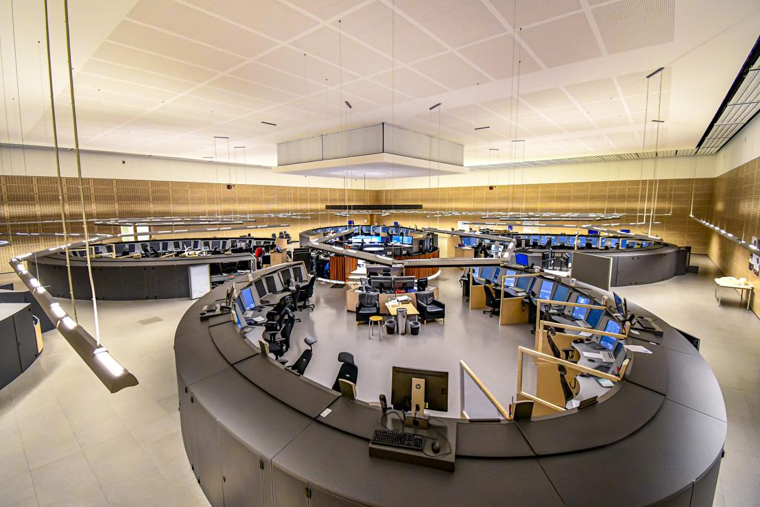 Tous les contrôleurs aériens civils et militaires utiliseront le même système pour gérer l'espace aérien belge