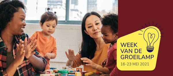 Preview: Nieuwe campagne Week van de Groeilamp staat hele week lang stil bij ouderschap en opvoeding