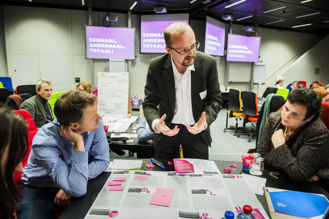 Jan Bormans, Valorisatie Manager Flanders DC Kenniscentrum