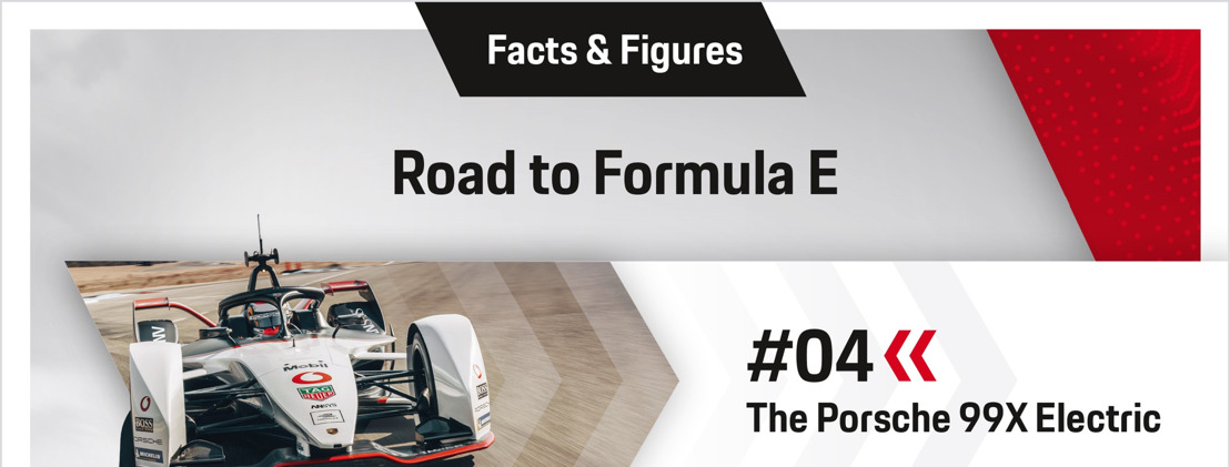 """Road to Formula E"": Infographic series on the works entry in the all-electric race series"