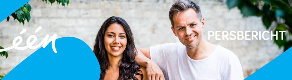 Peter Van de Veire en Danira Boukhriss presenteren een nieuwe editie van Steracteur Sterartiest