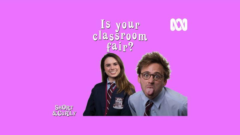Is your classroom fair? RC