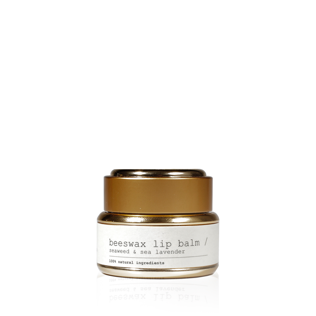 Seaweed / Sea Lavender Lip Balm - €20