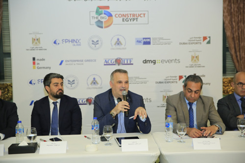 Preview: THE BIG 5 CONSTRUCT EGYPT PRESENTS ITS 2019 EDITION