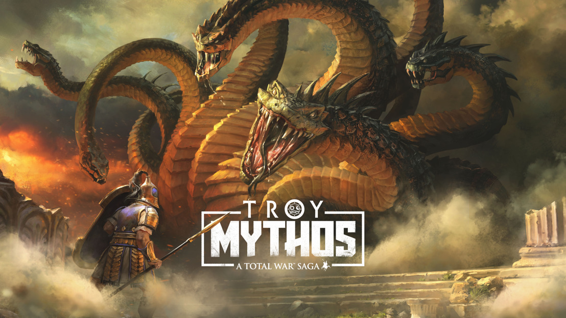 MYTHOS EXPANSION FOR A TOTAL WAR SAGA: TROY IS OUT NOW