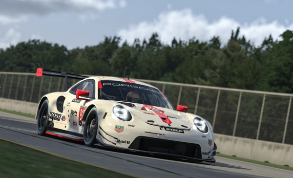Preview: Preview: Virtual 24 Hours of Le Mans, France