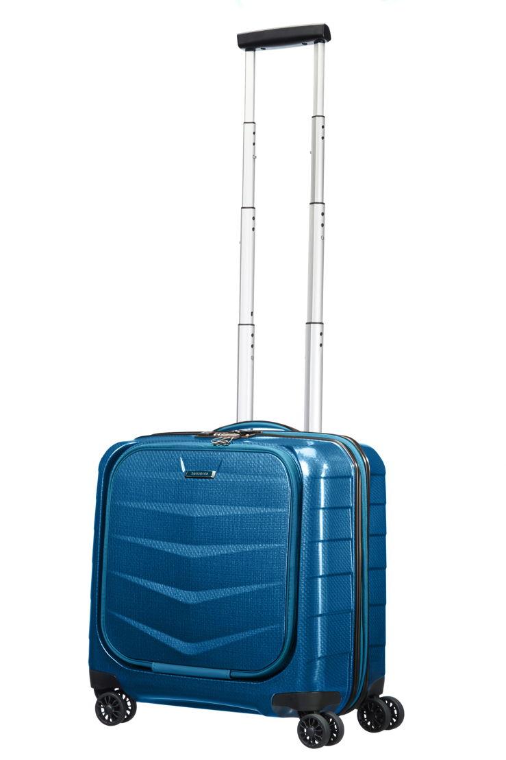Samsonite - Lite-Biz - Petrol blue - vanaf €399