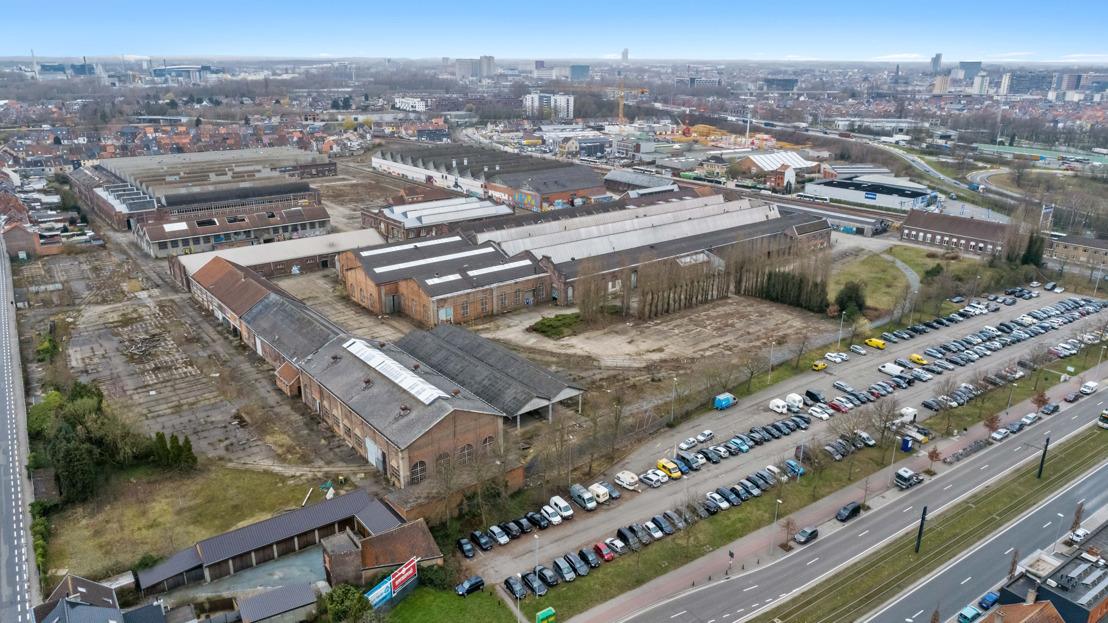NMBS verkoopt het Arsenaal in Gentbrugge en is op zoek naar tijdelijke invulling