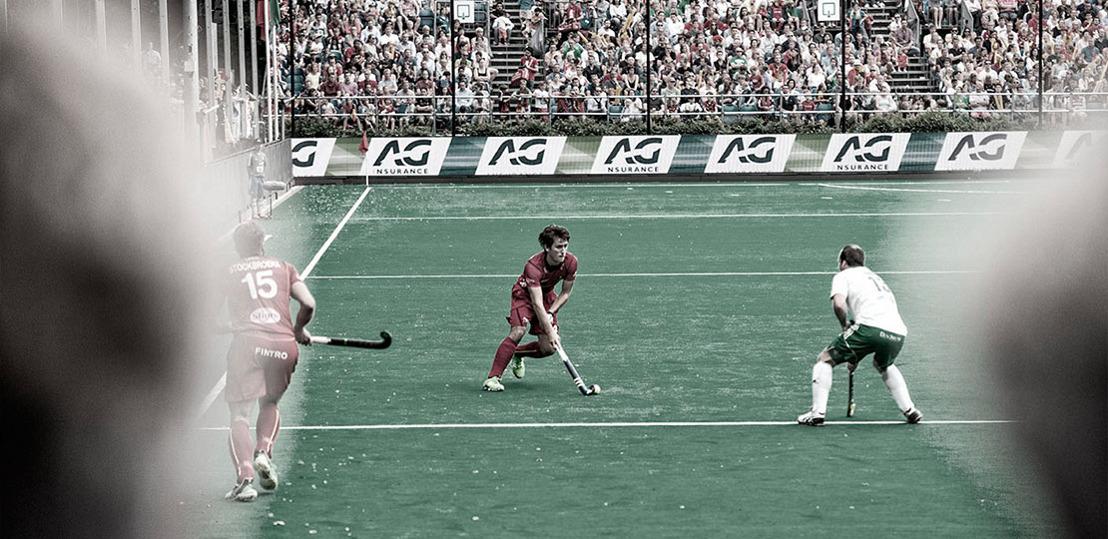 Belgische hockeycompetitie voor het eerst live te zien bij Play Sports