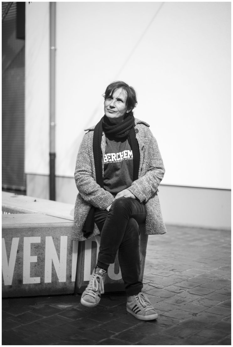 Berchem Creatives<br/>Veerle Dobbelaere<br/>© Jonathan Ramael