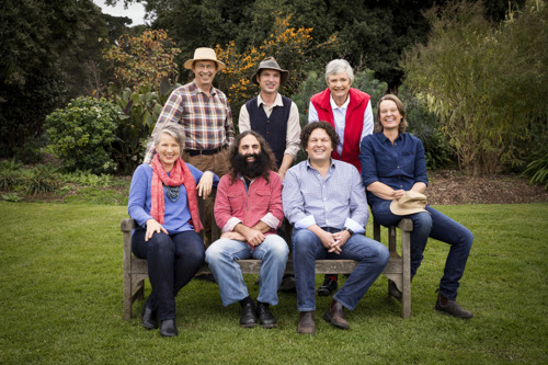 Interview opportunity - Gardening Australia's Costa Georgiadis