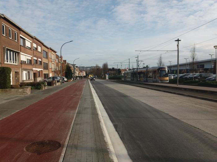 Provincie investeert zo'n 1,5 miljoen euro in nieuwe fietspaden in Dilbeek