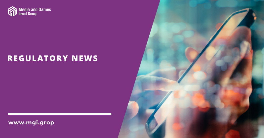 Media and Games Invest SE intends to increase the framework of the existing Bond from 120m to 350m EUR and initiates fixed income investor meetings to conduct a subsequent bond issue