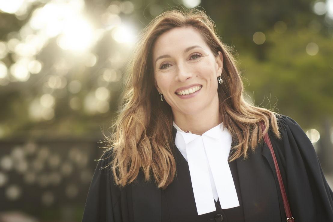 Claudia Karvan stars in Newton's Law