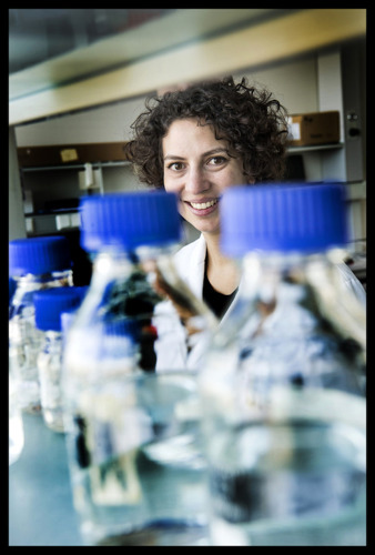 VUB/VIB scientist Damya Laoui receives prestigious Collen-Francqui Start-Up Grant for ground-breaking cancer research