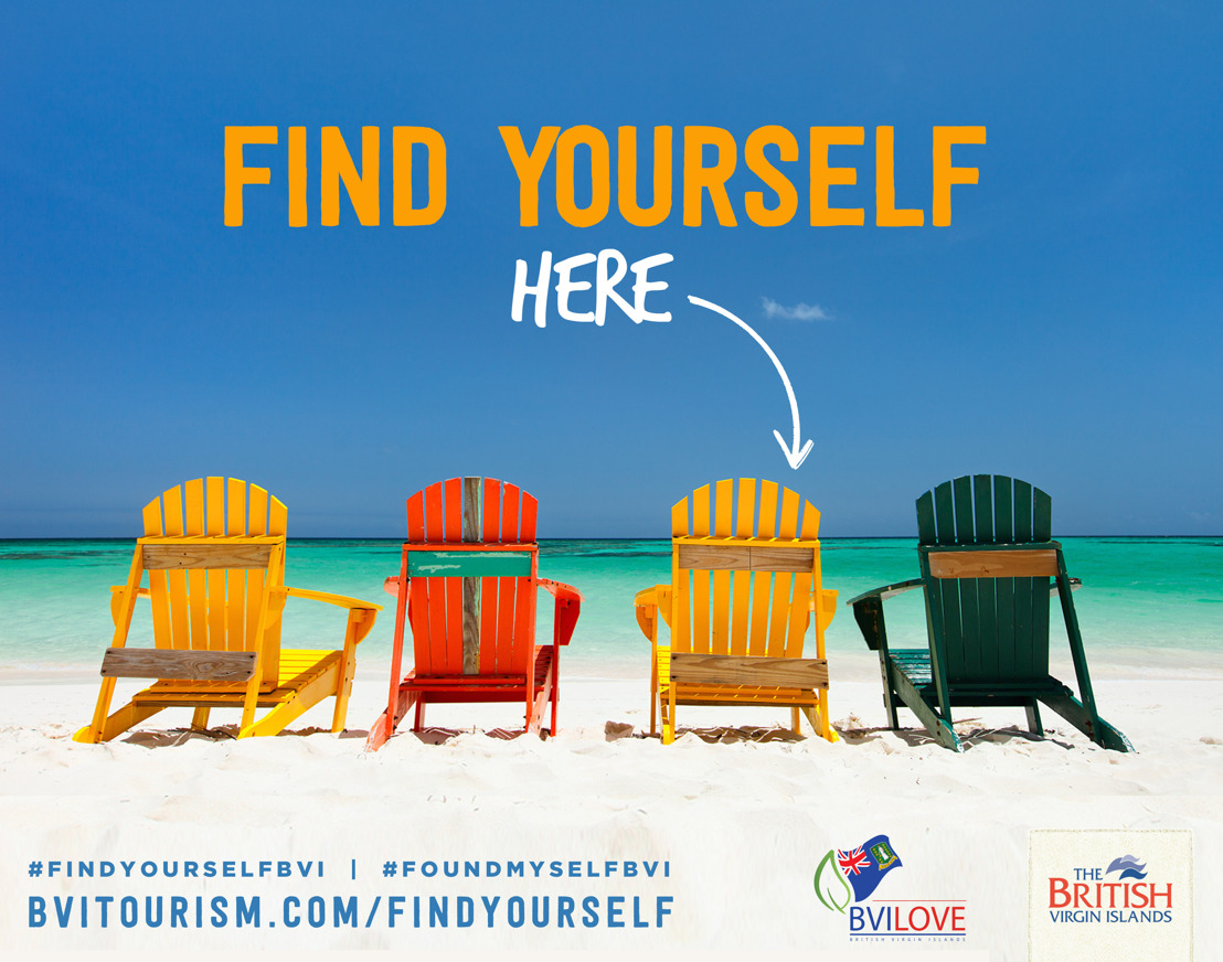 "British Virgin Islands Invites Visitors to ""Find Yourself"" in the BVI"