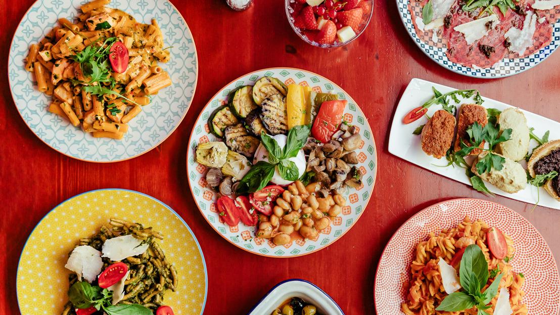 Deliveroo ouvre son tout premier restaurant sans gluten !