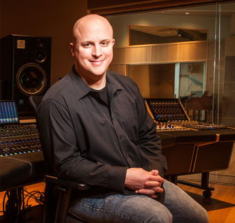 Sweetwater Senior Producer/Engineer Mark Hornsby