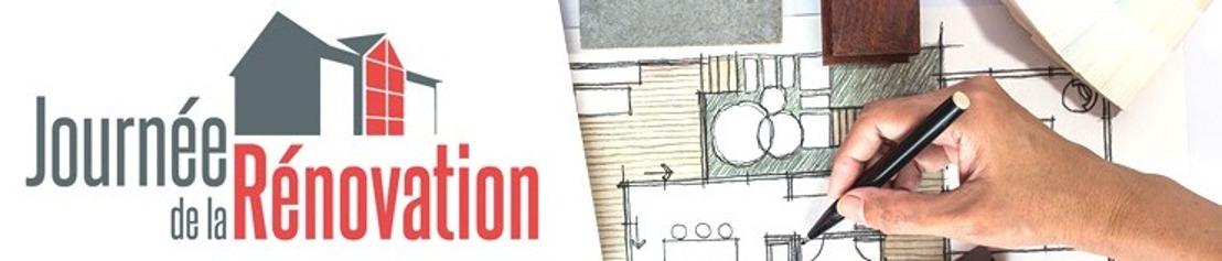 5 mai 2019, le rendez-vous est pris pour la 5ème édition de la Journée de la Rénovation