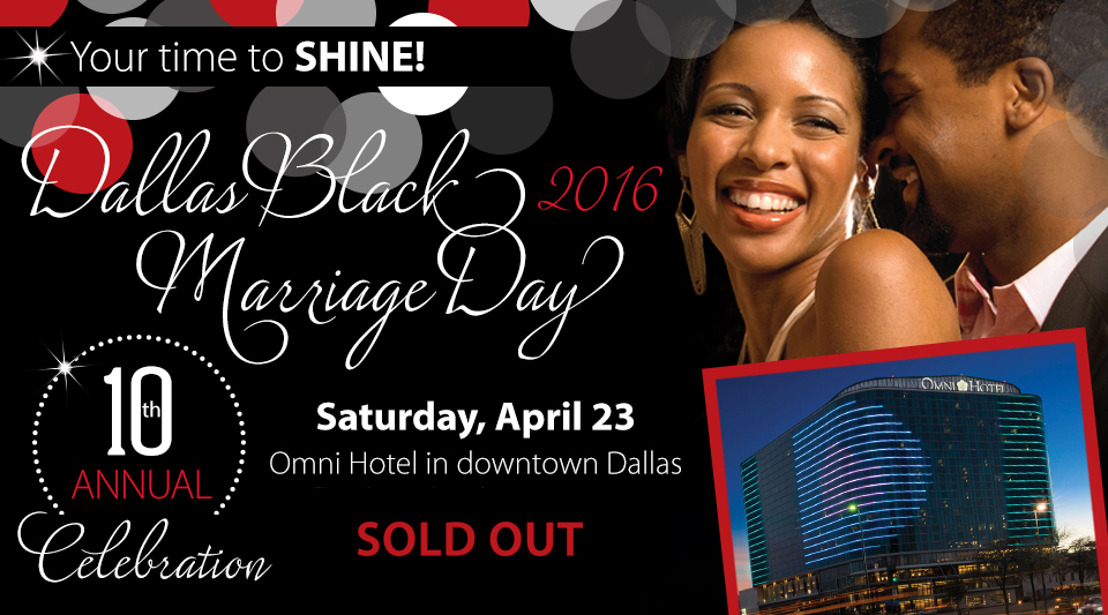 10th Annual Dallas Black Marriage Day Presented by Anthem Strong Families