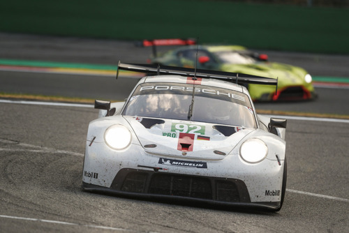 Race GTE, FIA World Endurance Championship WEC, round 6, Spa-Francorchamps (Belgium)