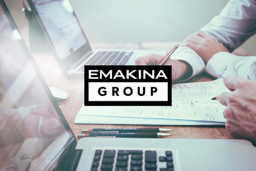 Emakina Group results 2016: continuing double-digit growth in activities