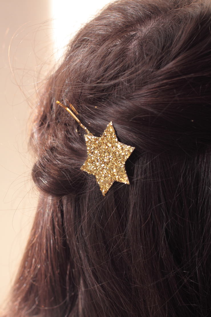 Starry Hair Pin